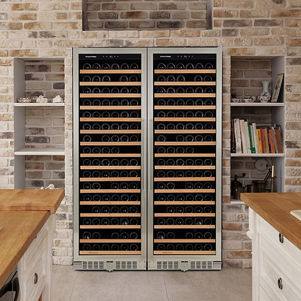 N'FINITY PRO2 Double Li RED Wine Cellar