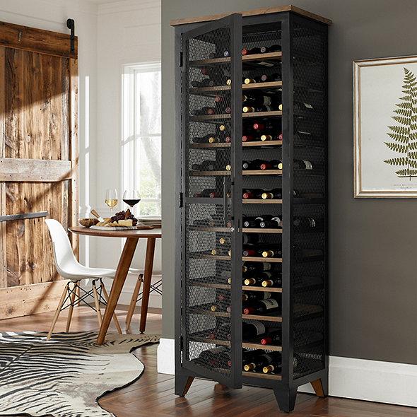 Stupendous Corsica Wine Storage Locker Beutiful Home Inspiration Xortanetmahrainfo
