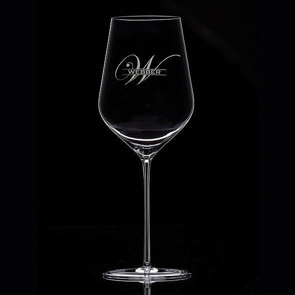 Personalized ZENOLOGY Universal Wine Glasses (Set of 2)