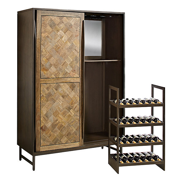 Catalonia Wine Storage Armoire