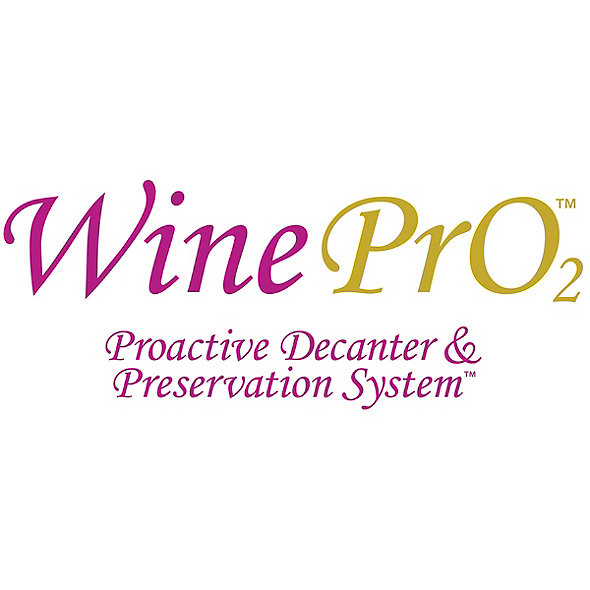 WinePrO2 Proactive Decanter & Preservation System