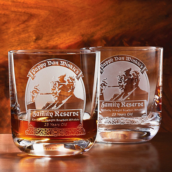 Pappy Van Winkle's Family Reserve 23 Year Glasses (Set of 2)