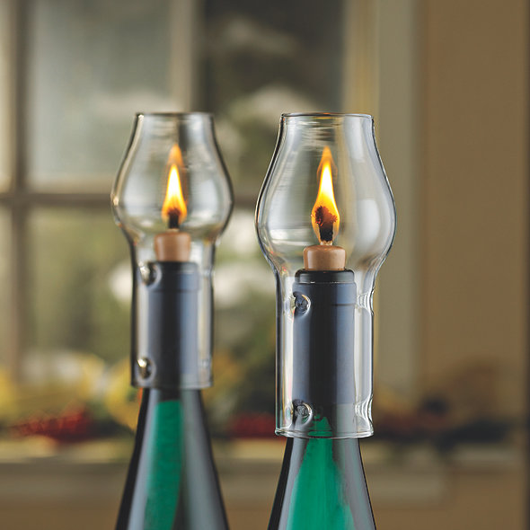 Wine Bottle Oil Lamp Kit