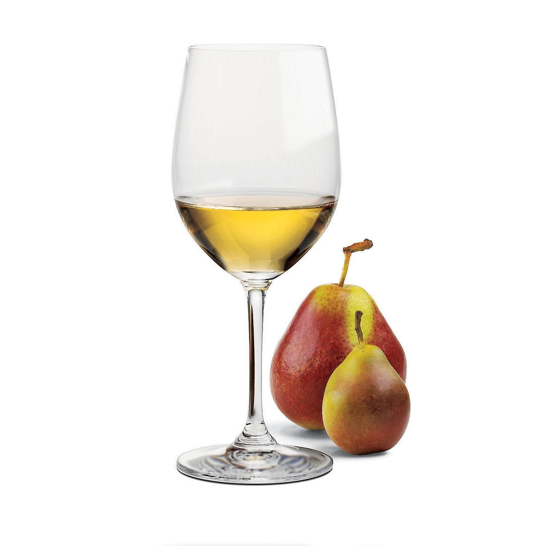 riedel vinum chardonnay wine glasses set of 2 wine enthusiast