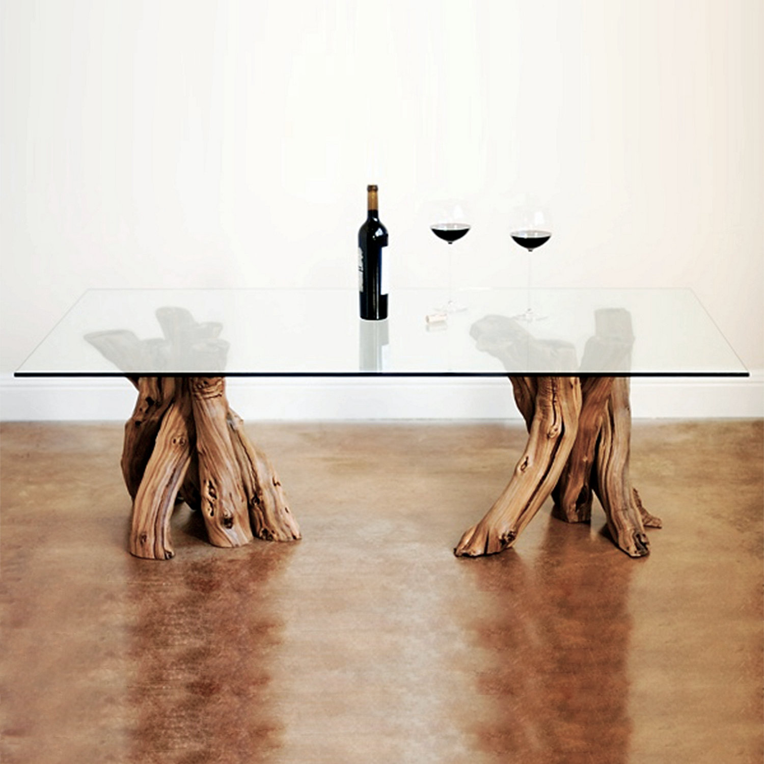 Grapevine Coffee Table X Wine Enthusiast - Grapevine coffee table
