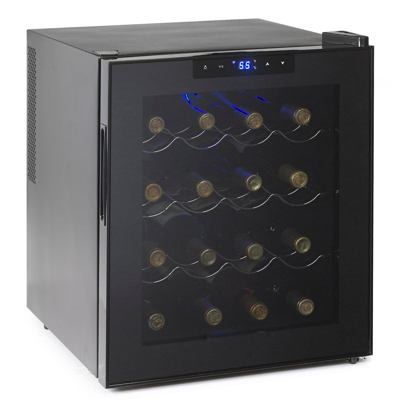 Touchscreen Wine Refrigerator Preparing Zoom