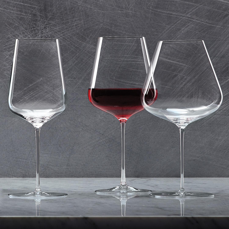 zalto denk art three pack wine glass set wine enthusiast