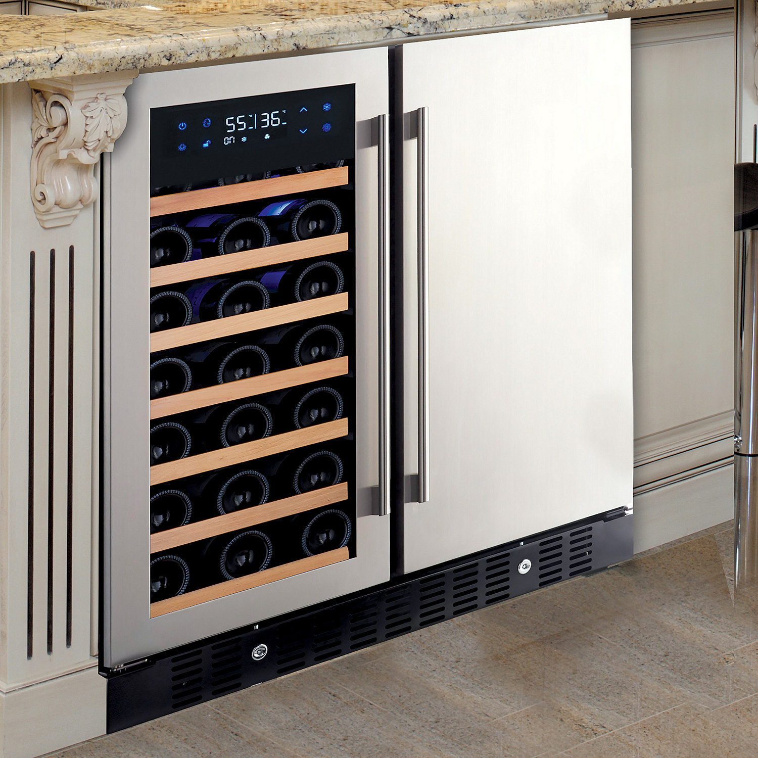 N FINITY PRO HDX Wine and Beverage Center - Wine Enthusiast 2b836fafd