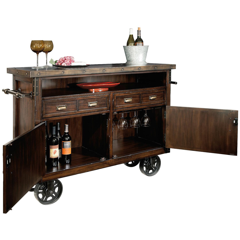 Howard Miller Barrow Wine And Bar Cabinet Preparing Zoom