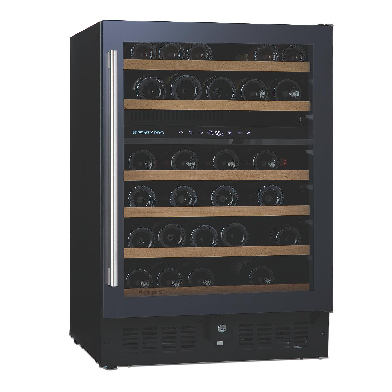 N Finity Pro S Dual Zone Wine Cellar Full Gl Door