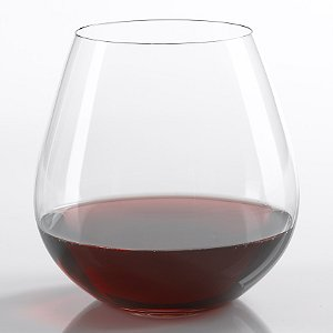 Riedel 'O' Pinot Noir/Burgundy Stemless Wine Glasses (Set