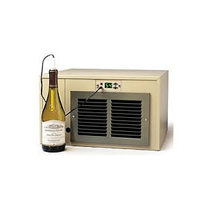 Breezaire WKCE-2200 Compact Wine Cellar Cooling Unit with
