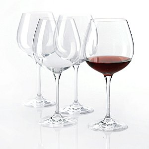Fusion Classic Pinot Noir Wine Glasses (Set of