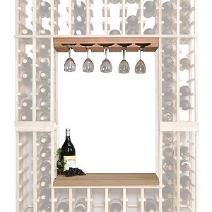 Napa Vintner Stackable Wine Rack - Glass Rack