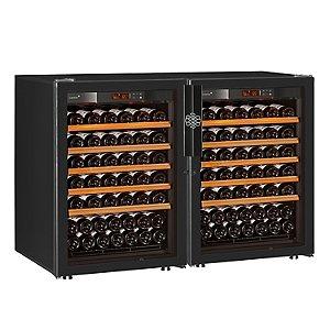 Eurocave Pure Double S Wine Cellar