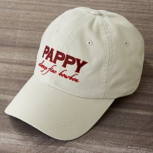 Pappy 'Always Fine' Bourbon Baseball Hat
