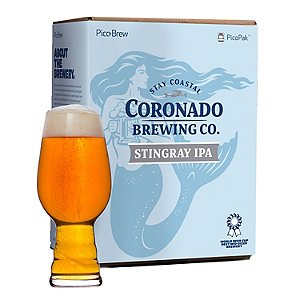 Coronado Brewing Company Stingray IPA PicoPak