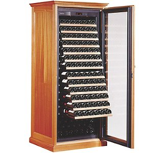EuroCave Elite Pure Wine Cellar (Nature - Full