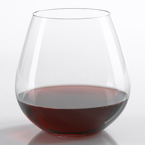 Riedel 'O' Pinot Noir/Burgundy Stemless Wine Glasses (Set of 2)