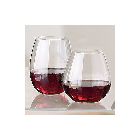 Riedel 'O' Stemless Wine Glass Cabernet & Pinot Noir Mixed Set (Set of 8)