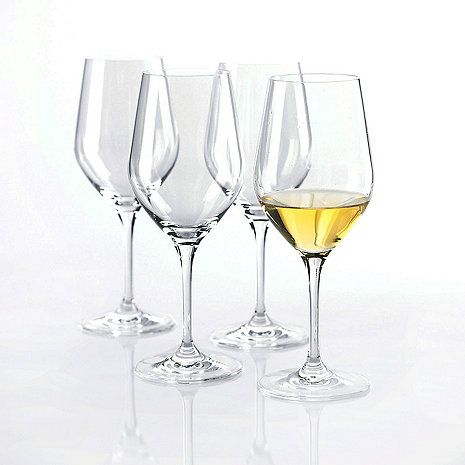 Fusion Classic Chardonnay Wine Glasses (Set of 4)