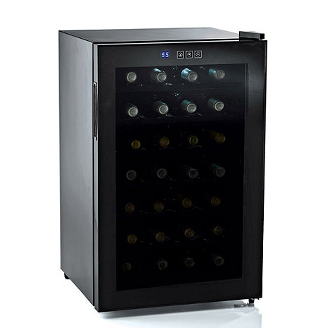 Wine Enthusiast Silent 28 Bottle Touchscreen Wine Refrigerator (Outlet B2720328)