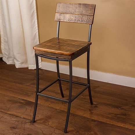 Vino Vintage Pub Chair
