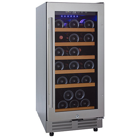 wine enthusiast wine cooler wine enthusiast classic 15 inch counter wine 31189