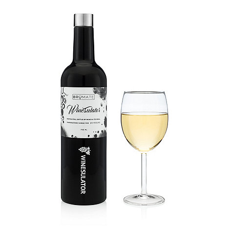 Winesulator Canteen (Black)