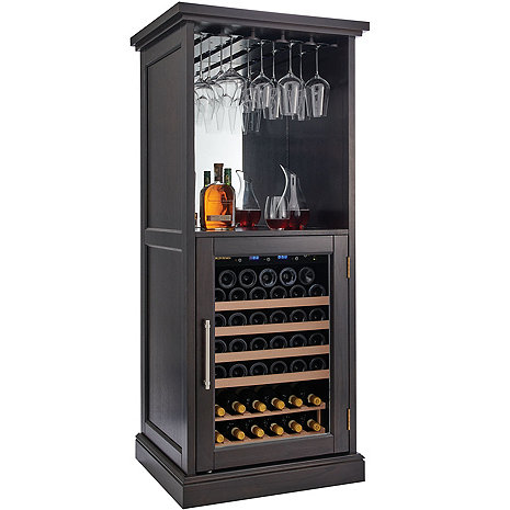 Siena Wine Cellar & Bar (Black Walnut)