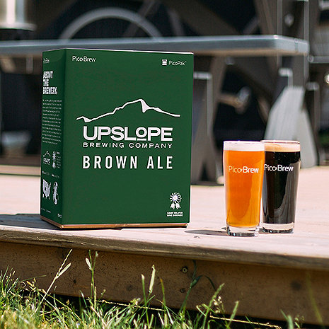 Upslope Brewing Brown Ale PicoPak