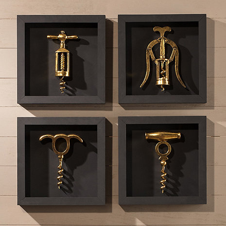 Corkscrew Wall Decor