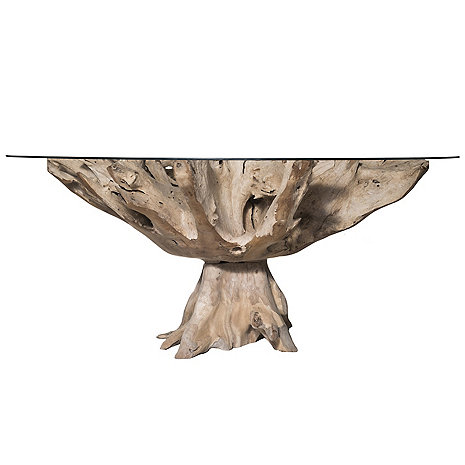 Jakarta Dining Table (Large) (Natural)