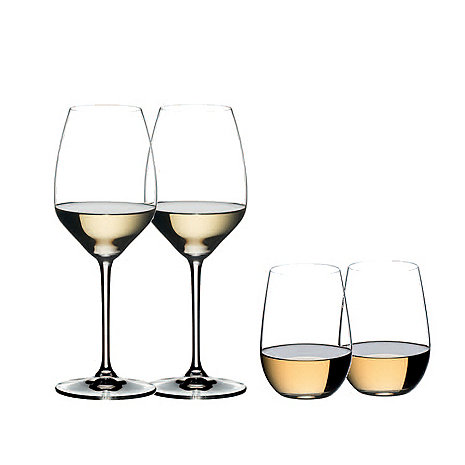Riedel White Wine Gift Set (Pay 2 Get 4)
