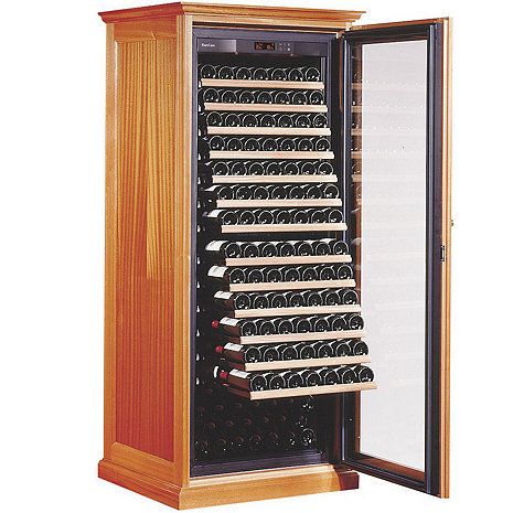 EuroCave Elite Pure Wine Cellar (Nature - Full Glass Door) (Outlet A)