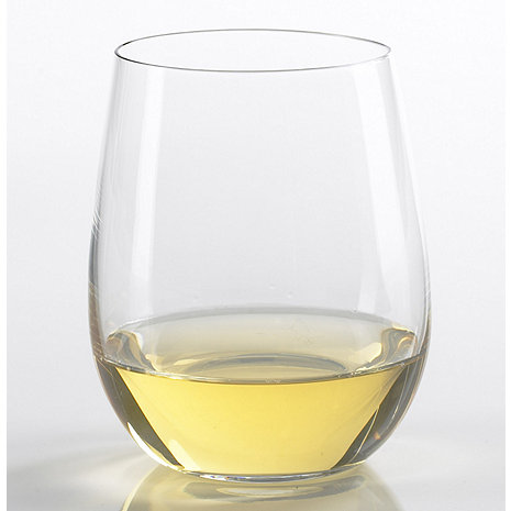 Riedel 'O' Chardonnay/Viognier Stemless Wine Glasses (Set of 2)