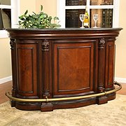 Home Bar Furniture Full Service Home Bars Wine Enthusiast