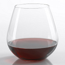 Riedel 'O' Pinot Noir / Burgundy Stemless Wine Glasses (Set of 2)
