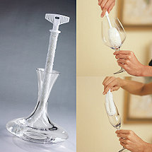 Glassware & Decanter Cleaning Brush Set