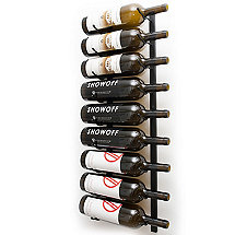 VintageView Wall Series Magnum Wine Rack (9 Bottle)