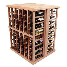 Sonoma Designer Wine Rack Kit - 108 Bottle Tasting Table