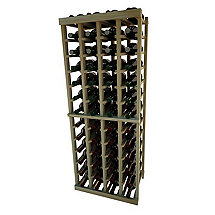 Napa Vintner Stackable Wine Rack - 4 Column Individual