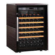 EuroCave Performance Décor Collection 83 Wine Cellar (Dark Wood - Full Glass Door)