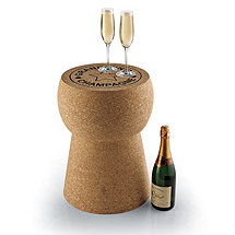 Giant Champagne Cork Stool / Table