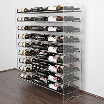 VintageView Evolution Series 4 Foot Wine Rack (81 Bottle)