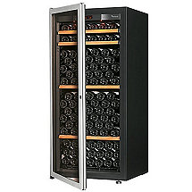 EuroCave Pure M Wine Cellar (Brushed Aluminum Glass Door) (Left Hinge)