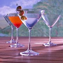 Indoor / Outdoor Martini Glasses (Set of 4)