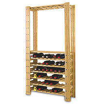 Swedish Wine Center Wine Rack