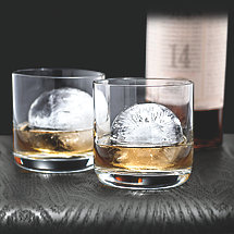 Sphere Ice Molds (Set of 2)
