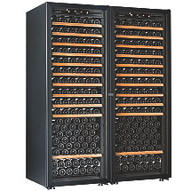 EuroCave Premiere L Double Wine Cellar With Glass Door